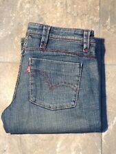Women's Levi 570 Jeans Straight Leg W29 L32