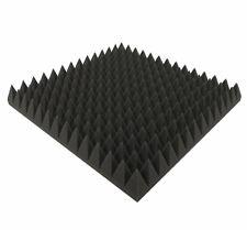 Pyramidenschaumstoff TYP 50x50x5 Akustikschaumstoff Schall dämmmatten Dämmung
