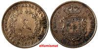 Portugal Luiz I Copper 1873 10  X Reis  aUnc Condition  KM# 514 (7172)