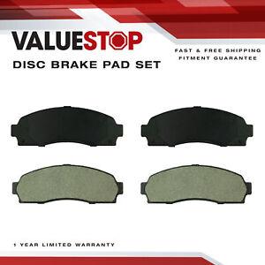 Front Ceramic Brake Pads for Chevrolet Ford, Mazda, Mercury, Pontiac, Saturn Vue