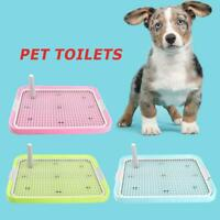 Dog Toilet Tray Puppy Cat Litter Potty Training Pad Holder Pets Supplies