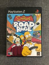 The Simpsons: Road Rage   Sony Playstation 2 (PS2)