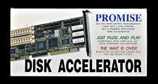 Promise EIDE Disk Accelerator DC4030VL-2 for the VESA-Bus - Complete w/4MB DRAM!