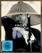Sword of Doom + 16 seitigem Booklet, Blu-ray Disc NEU + OVP!