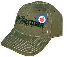 GIFTS FOR MEN Ben Sherman Mens Target Baseball Cap Khaki Brown One Size