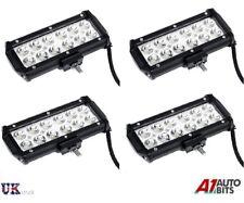 4x 36w LED Luz de trabajo 1800lm Foco 12v 24v BArco ATV MOTO ENVÍO Barco SUV 4x4
