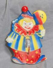 Vintage Clown Switch Plate Cover g50