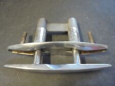"ACCON  MARINE 8"" STAINLESS POP-UP CLEAT  USED"