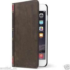 Twelve South Book BookBook Leather Case Cover for iPhone 6/6s Brown NEW