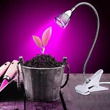 5W LED Plant Grow Light Flexible Lamp for Indoor Garden Greenhouse Hydroponic