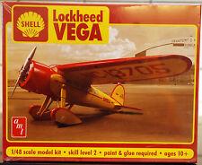 1929 Lockheed Vega SHELL, 1:48, AMT 950  wieder neu 2016 wieder neu