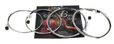 Full Set (G-D-A-E) Double Bass Strings Steel Core Nickel Chromium Wound
