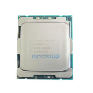 Intel Core i9-7980XE Extreme Edition Process 18Cores 36Threads 2.6GHz FCLGA2066