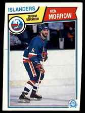1983-84 O-Pee-Chee Ken Morrow #13