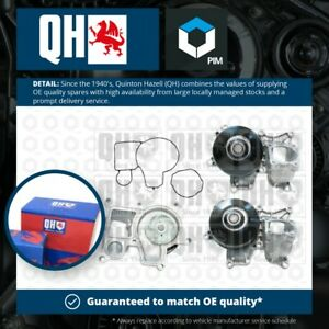 Water Pump fits BMW X3 E83 2.0D 07 to 11 Coolant QH 11517807311 Quality New