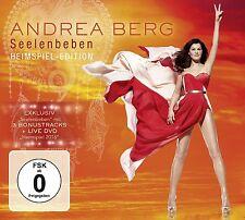 ANDREA BERG - SEELENBEBEN: HEIMSPIEL EDITION   CD+DVD NEUF