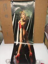 """Verkerke 1986 Marielle Boiler Girls Vintage Poster 21/62"""""""