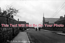 DR 55 - Church Drive, Shirebrook, Derbyshire - 6x4 Photo