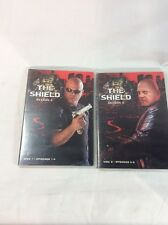 The Shield - PART OF Season 3 DVD, JUST DISC 1 & 2. MISSING ALL OTHERS
