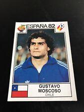 Panini Espana 82 - Moscoso