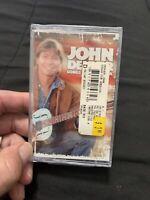 SEALED JOHN DENVER Songs For America Cassette Tape