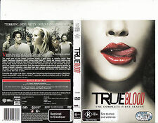 True Blood-2008/14-TV Series USA-[The Complete First Season-5 Disc Set]-5 DVD
