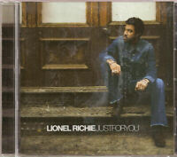 Lionel Richie - Just for You (CD, May-2004, Island) New Free Ship #0720OB