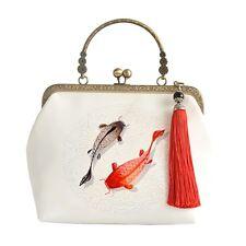 Japanese Sweet Lolita Koi Harajuku Handbag Crossbody Bag Vintage Cute#84-C41