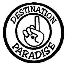Destination Decal-Window sticker Car RV Truck ATV Spiritual Outdoor Vinyl Decal
