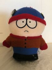 South Park Plush Toy Vintage 1998 Stan 19cm Tall Soft Toy Retro RARE