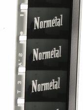 "16mm Film Print ""Normetal"", 1960, 17 mins, dir: Gilles Groulx, Mining, Abitibi"