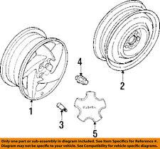 SUBARU OEM 92-97 SVX Wheel-Lug Nut 28181PA001