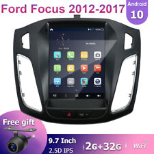 9.7' Android 10 Car Stereo Head Unit For Ford Focus 2012-2017 Gps Navigation+Bt