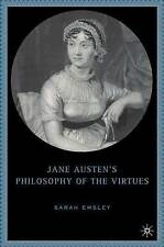 Jane Austen's Philosophy of the Virtues-ExLibrary