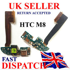 Replacement HTC One M8 USB Charging Dock Port Mic Headphone Jack Flex Cable