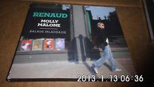 "CD ALBUM  RENAUD ""MOLLY MALONE"""