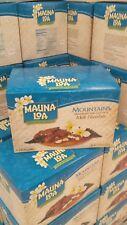 "Macadamia nut chocolates MAUNA LOA  ""Mountains"" 6 boxes 5oz ea GLOBAL SHIPPING !"