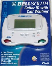 BELL SOUTH CALLER ID / CALL WAITING NAME & NUMBER CI-44 (HAS BEEN OPENED)