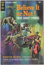 Ripley's Believe It or Not! Comic Book #8 Gold Key 1968 VERY FINE