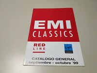 0120- EMI CLASSICS RED LINE CATALOGO GENERAL SEP/OCT 99 PAG 28