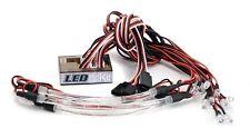 "Lichtset LED Multi Light Kit ""DRIFT"" von Carson für Tourenwagenkarosserien  1:10"