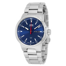 Oris Williams F1 Stainless Steel Mens Watch 01 735 7716 4155-07 8 24 50