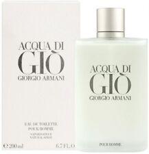 ACQUA DI GIO POUR HOMME 200ML EDT SPR MEN BY GIORGIO ARMANI