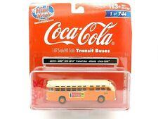 Atlanta Coca-Cola GMC TDH-3610 Transit Bus HO - Classic Metal Works #32316