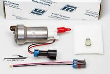 Genuine * WALBRO * 460LPH E85 In-Tank Fuel Pump+FITTING KIT FOR EVO 4-6 4G63