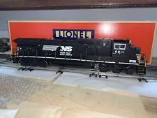 Lionel Trains 6-28300 Norfolk Southern Dash-9 Dummy (with Smoke) No Box.