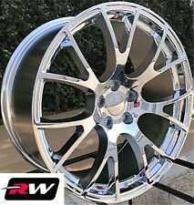 "20"" RW Wheels for Dodge Charger Chrome 20x9"" Rims Challenger Hellcat SRT style"