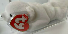 RARE Authenticated Ty 3rd Gen CHILLY Beanie Baby 3rd Hang / 1st Tush