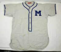 Vintage ST. LOUIS RAWLINGS Adult Sz 36 WOOL Baseball Jersey Shirt GUC 40s? 50s?