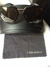 DSQUARED2  DQ 0007 01 E SUNGLASSES.MADE IN ITALY RARE Used ONCE VINTAGE